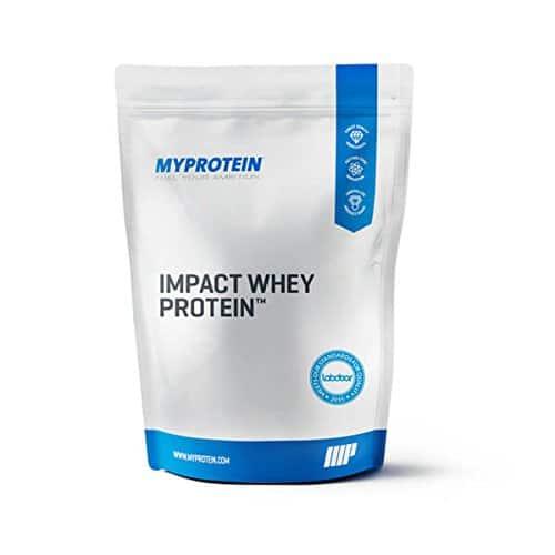 Myprotein Impact Whey Protein (2,5kg)