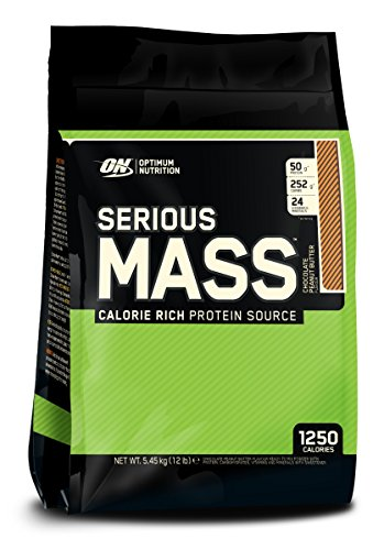 Optimum Nutrition – Serious Mass (5443g)