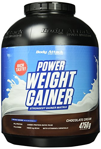 Body Attack Power Weight Gainer